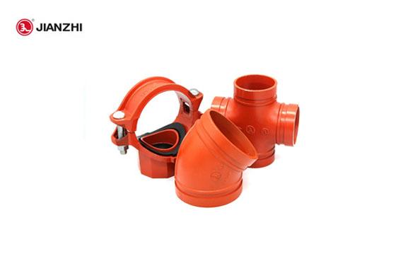 jian zhi grooved fittings